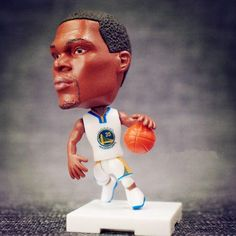 Basketball Player Kevin Durant #35 Golden State 2.5inch Action Figure
