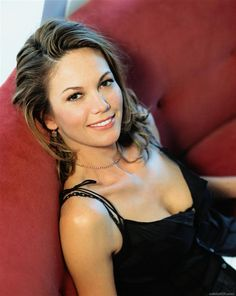 Diane Lane.  She makes time seem like it's standing still. // Born: 22-Jan-1965  Birthplace: New York City