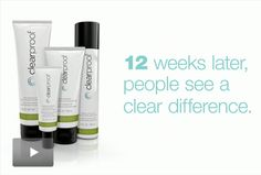 Clear Proof™ to chase away the acne.  Can't believe the difference we are seeing in 7 days! Yes, in just a week! http://www.marykay.com/lisabarber68 Call or text 386-303-2400