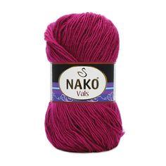 Waltz / / Nako Classic / HAND KNITTING YARN / Nako Hand Knitting Yarn, Elsa, Winter Hats, Yarns, Fashion, Moda, Fashion Styles, Fashion Illustrations