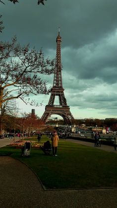 #Paris  #Coucherdesoleil #VuedepuisleTrocadéro #Mars #Sun #nuage #cloud