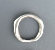 silver clay ring - Google Search