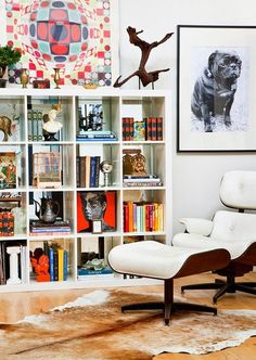 The World's Most Popular Bookcase: Best Uses of the IKEA Expedit | Apartment Therapy