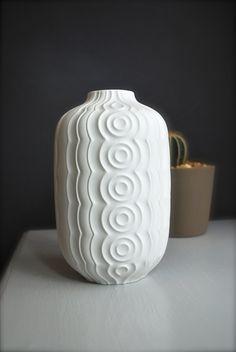 OP Art Vase