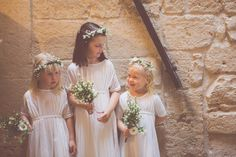 Rustic Italian Wedding - Very Cute