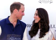 Prince William and Catherine, Duchess of Cambridge smile and enjoy themselves as they attend The Foundation Polo Challenge held at the Santa Barbara Polo & Racquet Club.