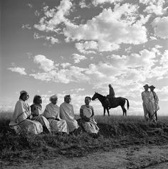 by George Rodger African Culture, African History, Work In Africa, War Photography, Inspiring Photography, Visit South Africa, Xhosa, My Land, Magnum Photos