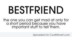 Best Friend Quotes, Sayings for BFFs - CoolNSmart