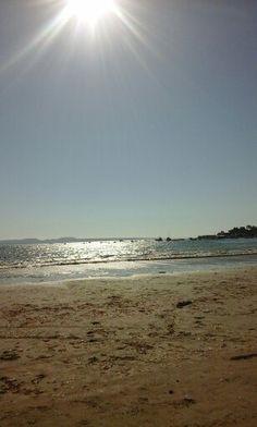 Playa de tongoy Chile beautiful