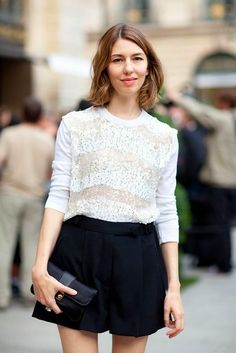 Sofia Coppola - Whether the event calls for glamour or a laid-back look, Coppola's outfits stay true to her minimal aesthetic. 'Sofia has an accessible elegance that makes her inspiring,' says Carven's creative director, Guillaume Henry. http://fashionfix.net-a-porter.com/magazine/style-icon-sofia-coppola