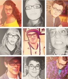 glasses & Glee <3