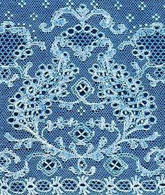 tønderknipling | Gyldendal - Den Store Danske Silk Thread, Cotton Thread, Antique Lace, Vintage Linen, Ground Type, Bobbin Lacemaking, Textiles, Point Lace, Lace Doilies