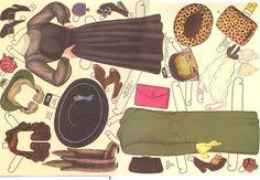 Paper Dolls~Glamour Girl - Bonnie Jones - Picasa Web Albums