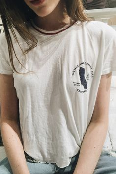 Brandy ♥ Melville | Adalyn Vintage and Graphic Top - Graphics