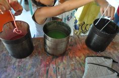 How to make Kid-friendly Dipped Candles - Webelos Craftsman 4 (something useful not out of wood) Pioneer Camp, Pioneer Trek, Cub Scouts, Girl Scouts, Pioneer Day Activities, Crafts To Do, Crafts For Kids, Pioneer Crafts, Farm Day