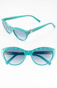 Valentino 54mm Rockstud Cats Eye Sunglasses