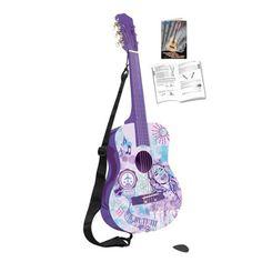 VIOLETTA Guitare Acoustique Enfant Lexibook - Achat / Vente instrument de musique - Cadeaux de Noël Cdiscount