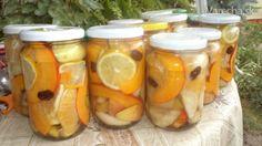 Chef Gordon Ramsay, Preserves, Pickles, Cantaloupe, Cucumber, Mason Jars, Canning, Fruit, Master Chef