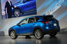 View detailed pictures that accompany our 2013 Mazda LA 2011 article with close-up photos of exterior and interior features. Mazda Cx-5, Car Brands, Photo Galleries, Exterior, Japan, Cars, Gallery, Vehicles, Showroom