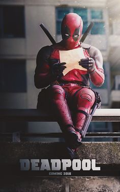 #Deadpool #Fan #Art. (Deadpool v2) By: Ehnony. (THE * 5 * STÅR * ÅWARD * OF: * AW YEAH, IT'S MAJOR ÅWESOMENESS!!!™) [THANK U 4 PINNING!!!<·><]<©>ÅÅÅ+(OB4E)