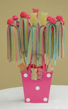 Candy Bouquet #Chuches