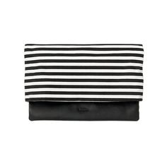 Cream of the Crop: Our top picks from Kate Spade Saturday... #stripes #clutch