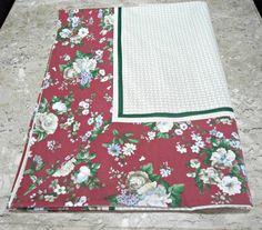 Toalha de Mesa (barrado florençal)