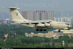 Pakistan Air Force  Ilyushin IL-78M Midas R11-003 c/n 0063466998 Chengdu Shuangliu June 4, 2015 Photo by: jet-L