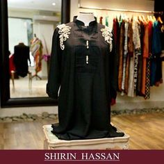 Exclusive Black Dresses Collection 2014 For Ladies By Shirin Hassan: Shirin Hassan is the most renowned fashion designer and talent in Pakistan. He began his career in fashion design in 2005. Shiri…