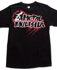 Metal Mulisha Kids T-Shirt, Boys Logo Tee - Kids Boys 8-20 - Macys