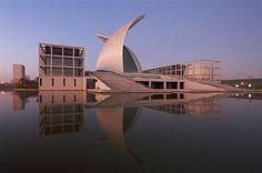 Museo Marítimo de Lingang New City, China.
