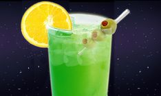 Exclusive to PocketCocktails.com ... the Pan Galactic Gargle Blaster! #cocktails