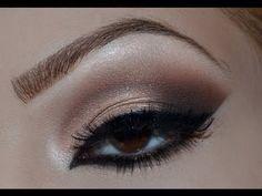Arabic Holiday make-up tutorial - #eyemakeup #eyeshadow #makeup #vivimakeup