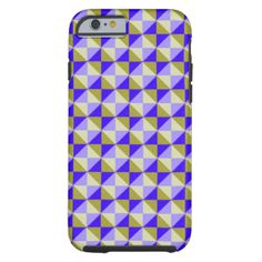 Abstract square and triangle repeating Pattern, with the color blue and yellow. You can also customized it to get a more personal look. #square #triangle #abstract #pattern #rhombus #blue #yellow #multicolored #light-color #route #tilted-square #abstract-pattern
