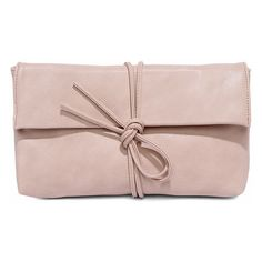Roped In Blush Pink Clutch (3735 RSD) ❤ liked on Polyvore featuring bags, handbags, clutches, bolsas, pink, pink purse, zipper purse, pocket purse, lulu handbags and zipper handbag