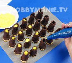 Domácí špičky plněné vaječným likérem: Jsou neodolatelné – Hobbymanie.tv