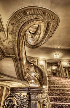 Chicago theater....  Carol Flisak