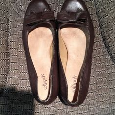 SOFTSPOTS Slip On Flats Extremely comfortable shoes.  Perfect for work. Softspots Shoes Flats & Loafers