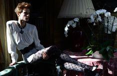 Saskia de Brauw by Mikael Jansson for Vogue Japan September 2011