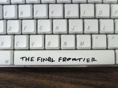 The Star Trek nerd in me wants to do this to my computer.
