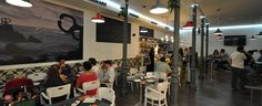 With several location in Madrid, Txirimiri has some of the best pintxos in the city.