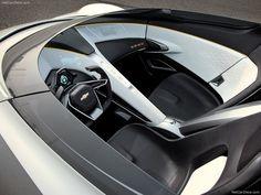 Chevrolet Miray Concept - Interior, 2011