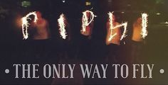 Pi Beta Phi - the only way to fly! #piphi #pibetaphi