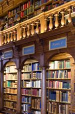 The Bodleian Library at Oxford---- hours and hours Mols