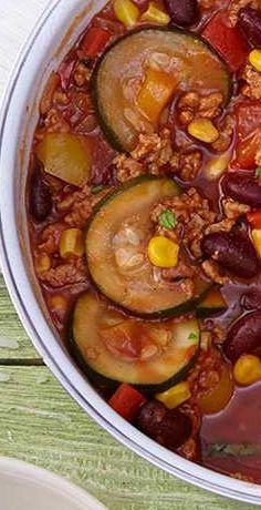 Entdecken Sie die Rezeptwelt von REWE und lassen Sie sich von zahlreichen Rezepten und Zubereitungstipps zum Kochen inspirieren. Jede Woche neue Rezepte✓  Weiter »  https://www.rewe.de/rezepte/vegetarisches-chili-chili-sin-carne/