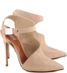 ANKLE BOOT RECORTE OYSTER