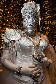 Photographer WINGED MAMMAL, Lamia Creations, DragonCon 2015 Stained Glass Angel, Mammals, Captain Hat, Hats, Fashion, Moda, Hat, Fashion Styles, Fashion Illustrations