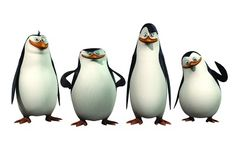 The penguins of Richard Armitage's Harem...well...not all of them.