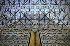 Title:  Abstract Architecture  Artist:  Rudy Umans  Medium:  Photograph - Fine Art Photograph