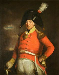 Colonel A. S. De Peyster (17361822), Commandant of the Dumfries Volunteers (17941822)